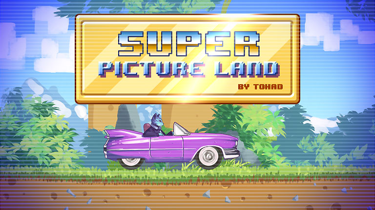 Super Picture Land episode 1 by Tohad