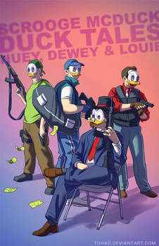 DuckTales BADASS