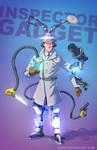 Inspector Gadget BADASS