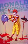 Ronald McDonald BADASS
