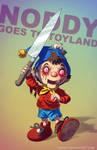 Noddy in Toyland BADASS