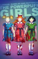The Powerpuff Girls BADASS by Tohad