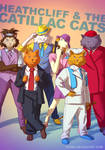 Heathcliff and the Catillac Cats BADASS