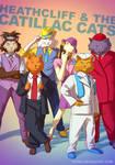 Heathcliff and the Catillac Cats BADASS