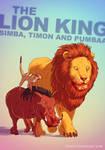 The Lion King BADASS