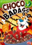 ChocoBadass breakfast cereal