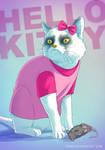Hello Kitty BADASS
