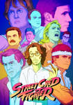 Street Cred Fighter by Tohad
