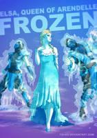 Frozen BADASS by Tohad