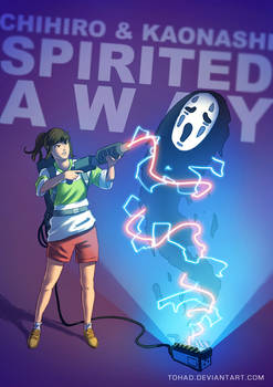 Spirited Away BADASS
