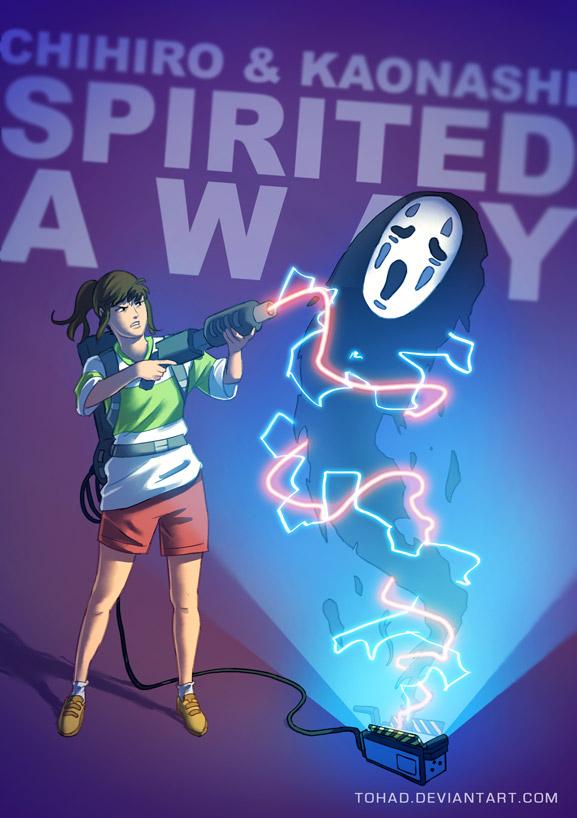 Spirited Away BADASS