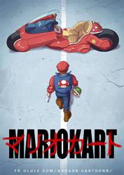 Mario Kart BADASS by Tohad