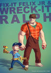 Wreck-it Ralph BADASS