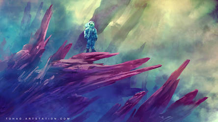 Heart of Neptune by Tohad