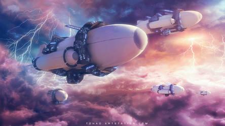 Jupiter by Tohad