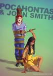 Pocahontas BADASS