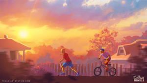 Evergreen Terrace - The Simpson Movie 2
