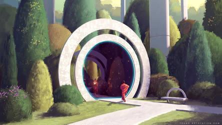 Times Garden on Kepler
