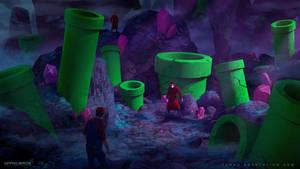 Mario Bros : The Lost World