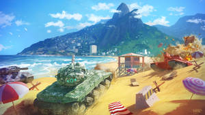 TankiX promotional artwork