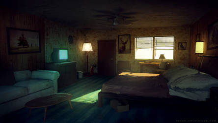 Dark Days : the room
