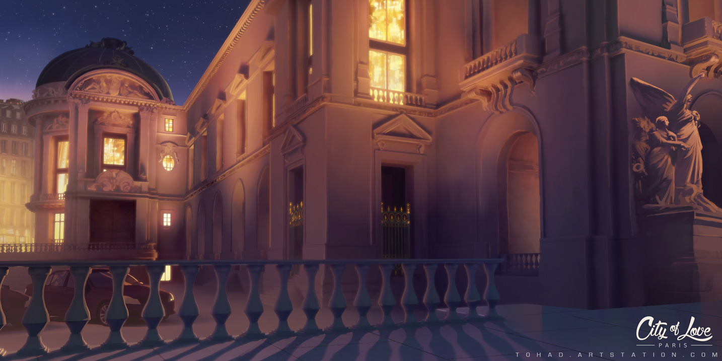 Opera Garnier by Tohad