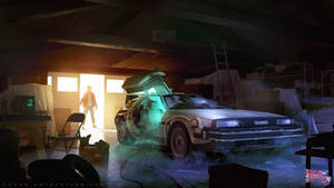 Back to Future 4 by Tohad