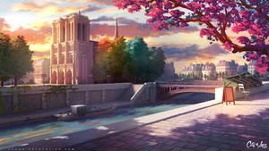 City of Love : Notre-Dame de Paris