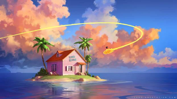 Dragon Ball : Kame House