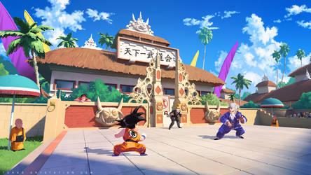 Dragon Ball : Tenkaichi Budokai