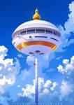 Dragon Ball : Karin Tower