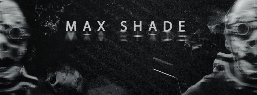 Facebook Header to Max Shade by battleaudio