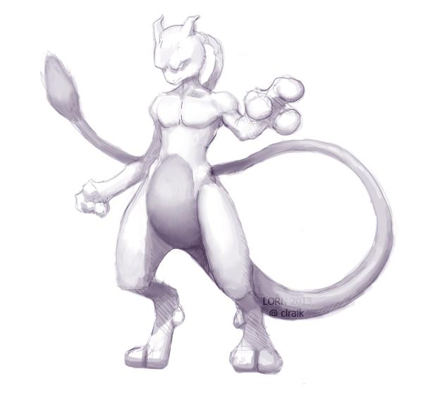 pokemon fusion mewtwo and - photo #36