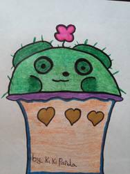 My cactipum by Kikipanda