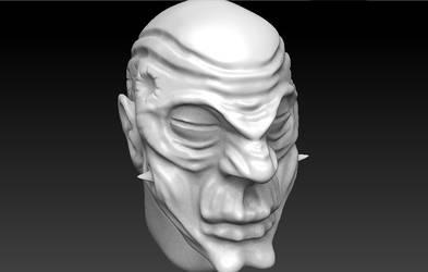 Another Demon head