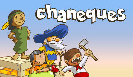 Chaneques! by Masklin8
