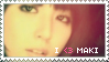 I heart Maki - Stamp by Hebimaru