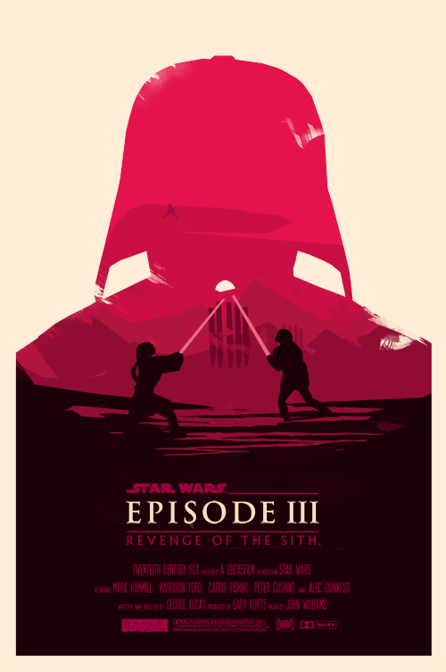 Revenge Of The Sith By Hvejsel On Deviantart