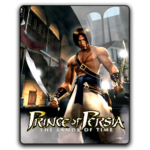 Prince Of Persia The Sands Of Time Icon By Einyelrunawa On Deviantart