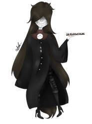 Silver the Undertaker by Informative-Silver
