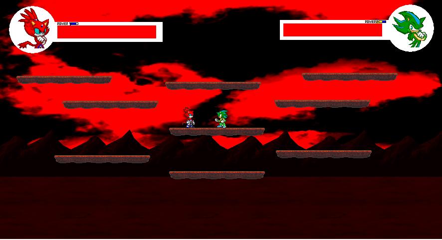 Team Z The Game Final Battle by sonicfancy3570