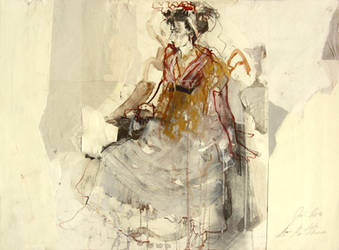 Homage to Frida Kahlo IV by uterathmann