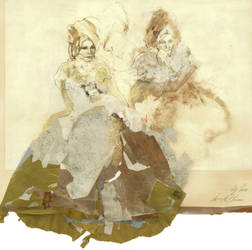 Homage to Watteau XII
