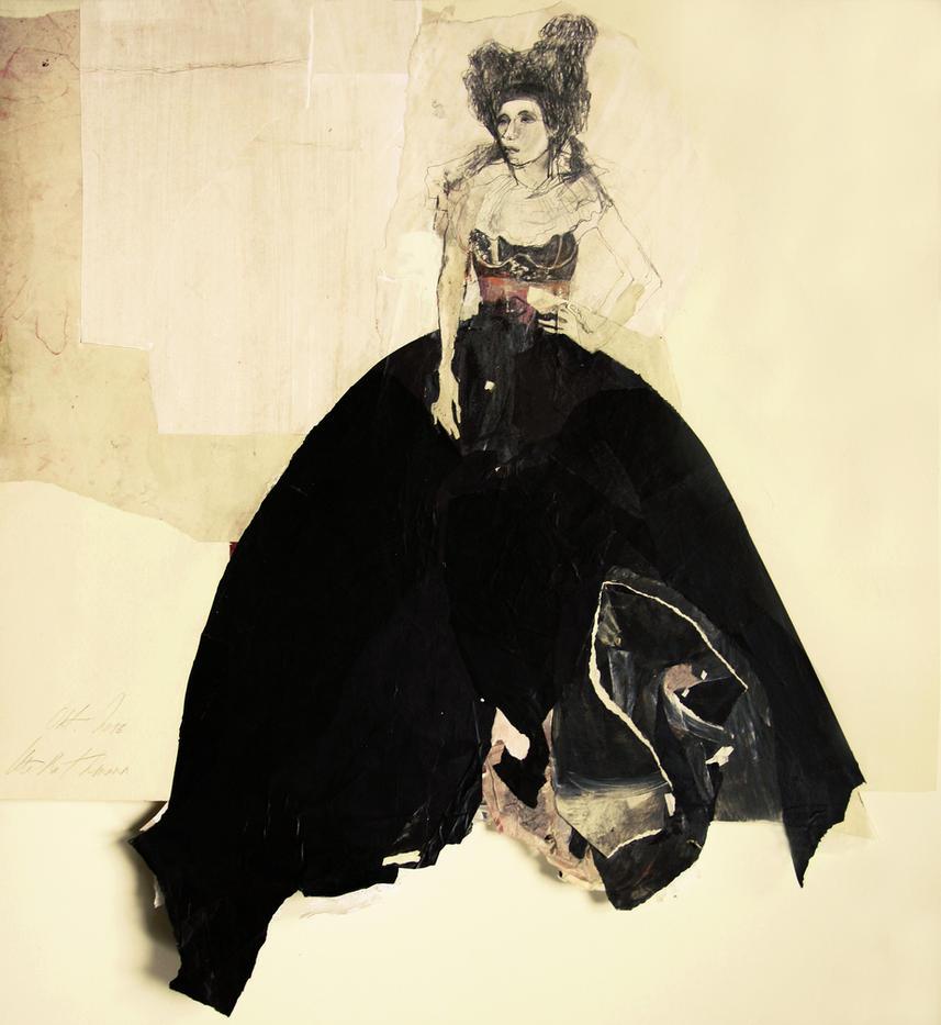Homage to Aubrey Beardsley XVI by uterathmann