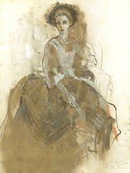 Homage to Goya XXIII by uterathmann