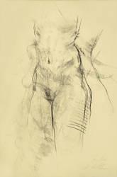 Homage to Degas XXII by uterathmann