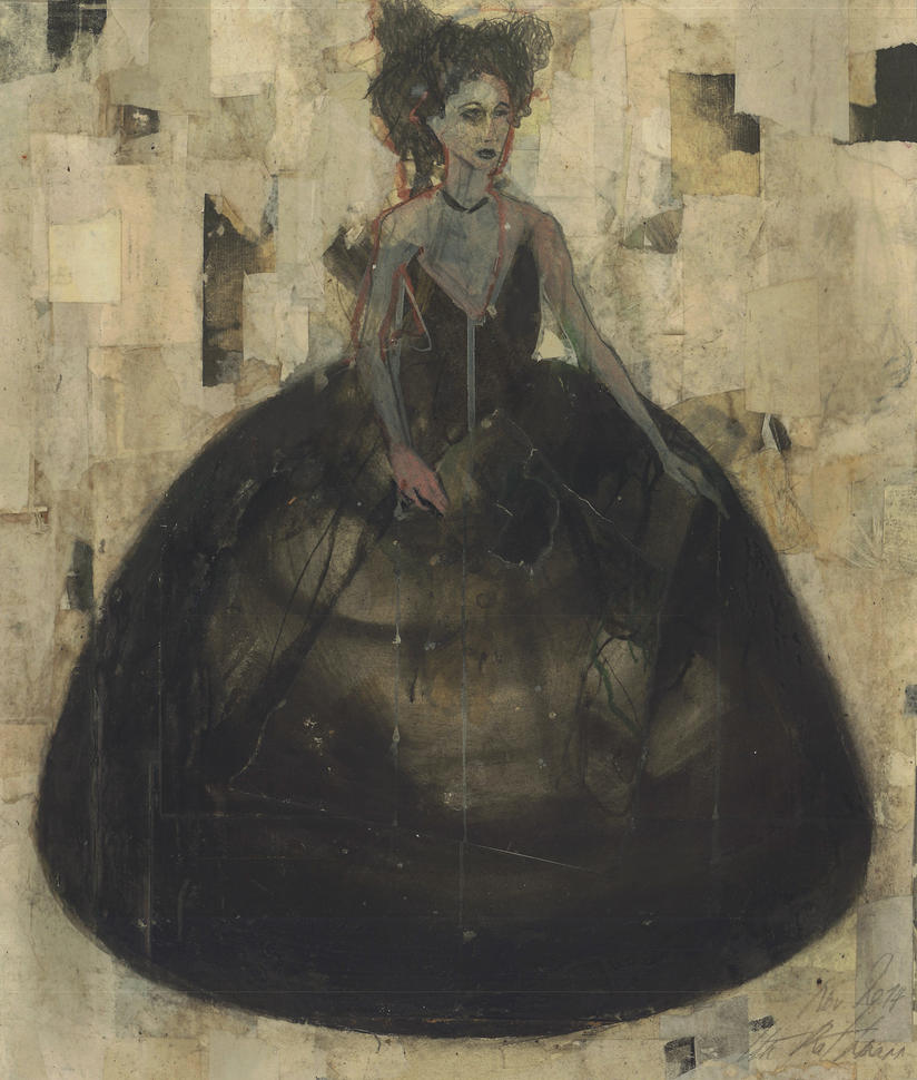 Homage to Gainsborough VI by uterathmann