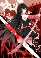 Akame (Akame Ga Kill!) by yukirito92
