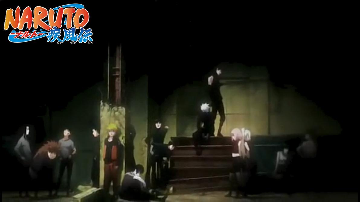 Naruto shippuden 127 a lenda de um ninja determinado as crocircnicas ninjas de jiraiya parte 1 - 4 4