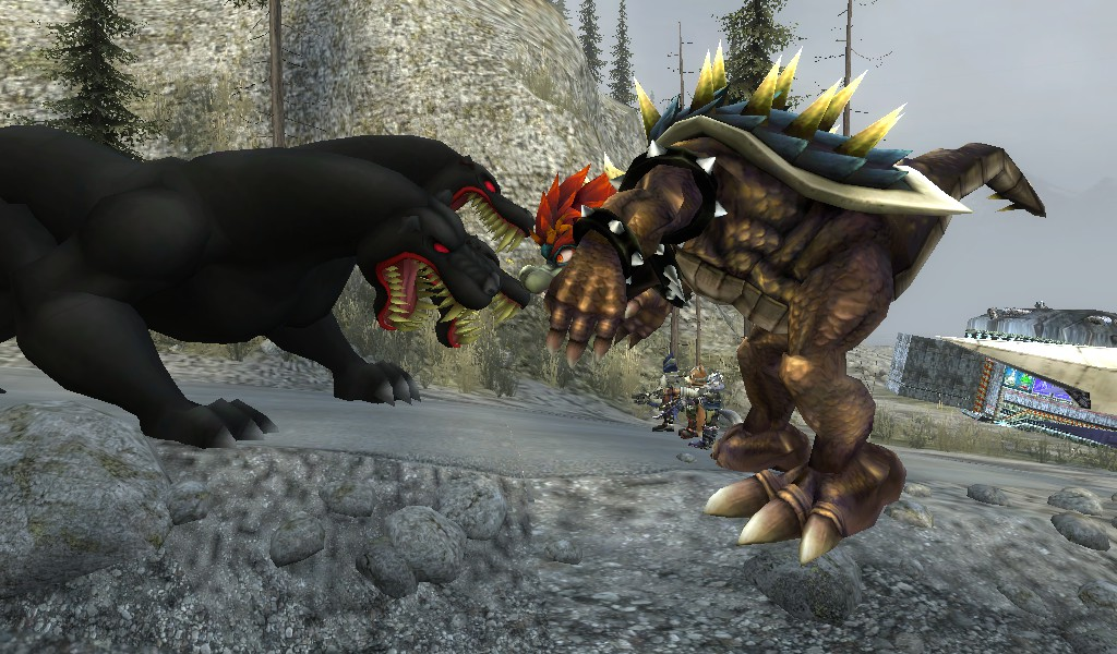 Cerberus vs Giga- Bowser by Shadow-chan15 on DeviantArt